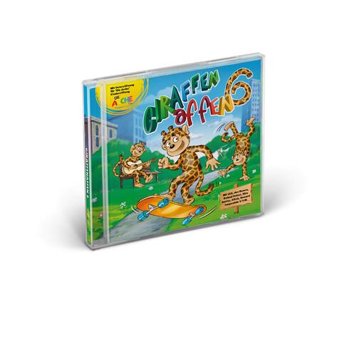 Giraffenaffen 6 von Giraffenaffen - CD jetzt im Giraffenaffen Shop